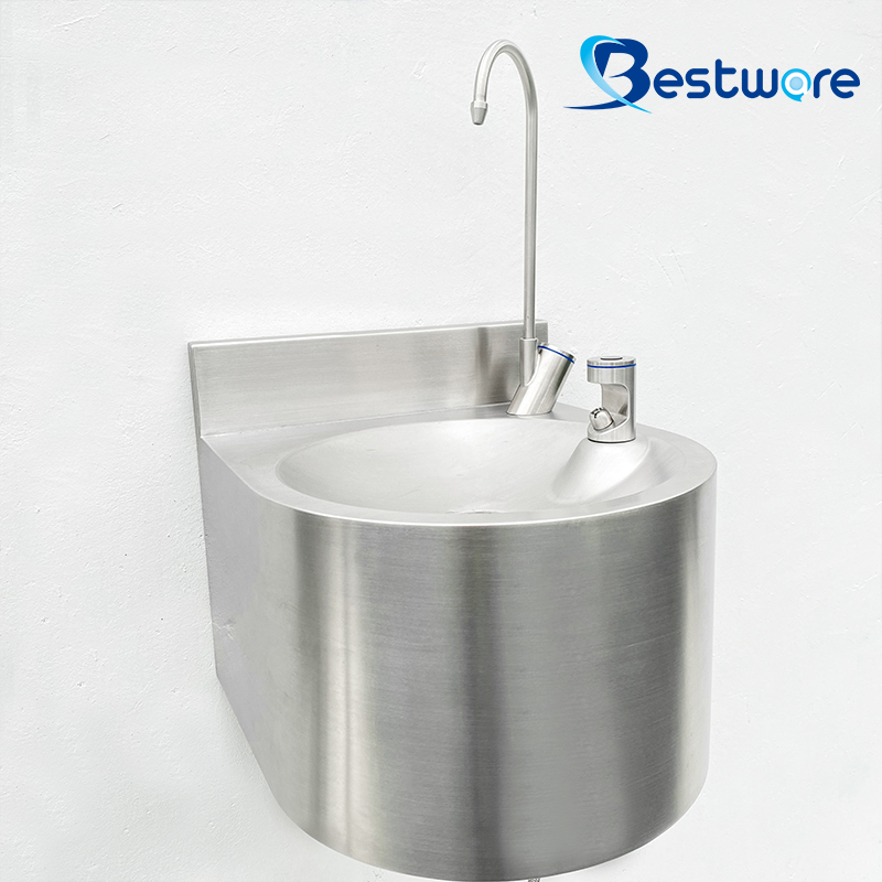 Sensor Drinking Bubbler Tap - Battery Powered